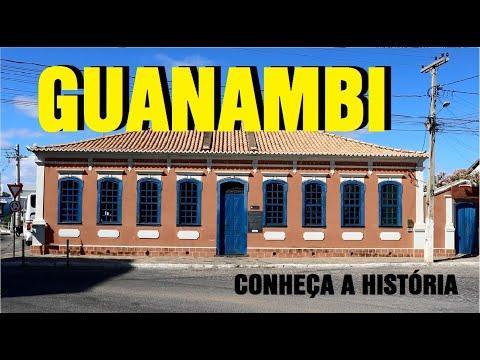 GUANAMBI- BAHIA- Conheça a história da cidade / Por: Max Dayan